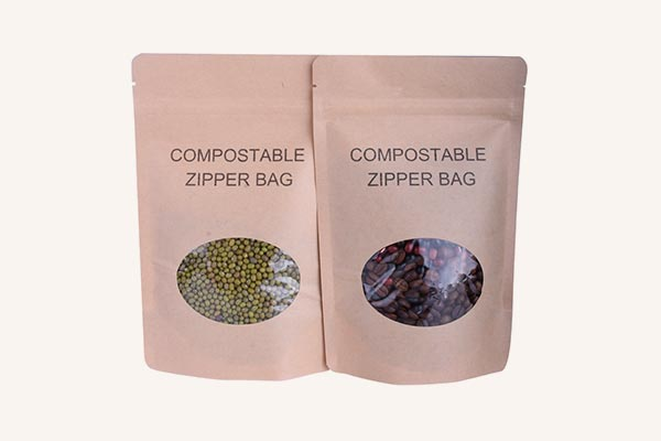 Bolsa compostable y biodegradable