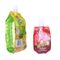 Foil Stand up Liquid Packaging Juice Jelly Spout Pouch Pouch Bag