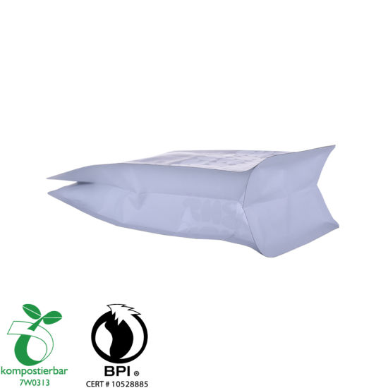 Plastic Zip Lock Biodegradable PLA Bag Fabricante de China