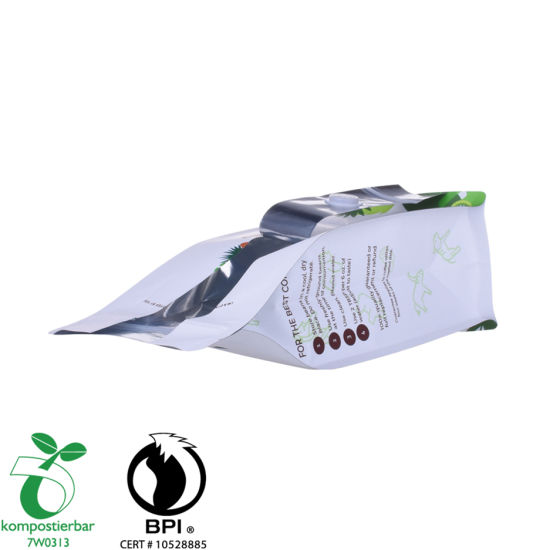Good Seal Ayclity Bolsa de papel compostable para té Fabricante en China