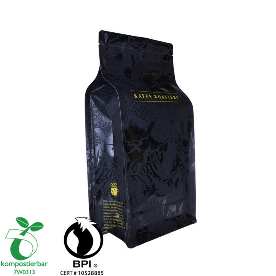 Ziplock Doypack Coffee Bag Foil Proveedor de China