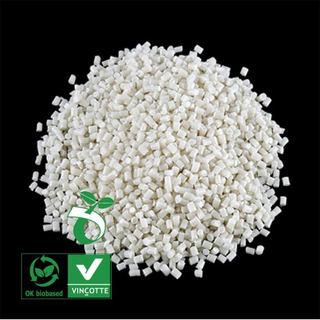 Material absorbente biodegradable del precio de fábrica de China