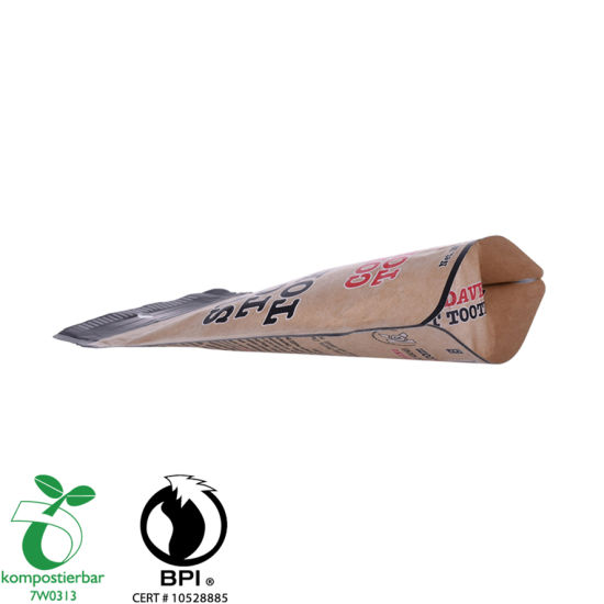 Proveedor de bolsa de grano de café degradable renovable de China